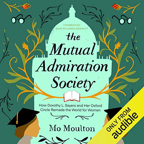The Mutual Admiration Society audiobook cover art