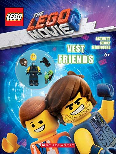 Vest Friends (LEGO MOVIE 2: Activity Book with Minifigure)