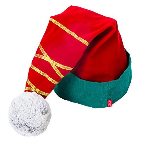 Portable North Pole 76675503cappello elfo adulto, taglia unica