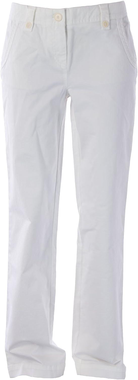 BODEN Women's Flared Wide Leg Pants US Sz 4L White