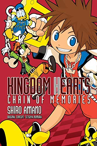 Kingdom Hearts: Chain of Memories (Kingdom Hearts Chain of Memories Book 2) (English Edition)