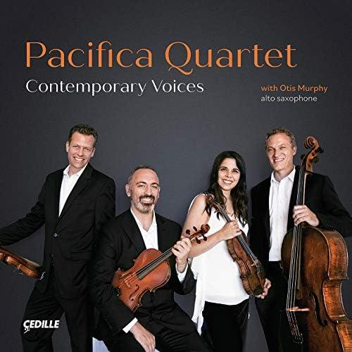 Otis Murphy and Pacifica Quartet