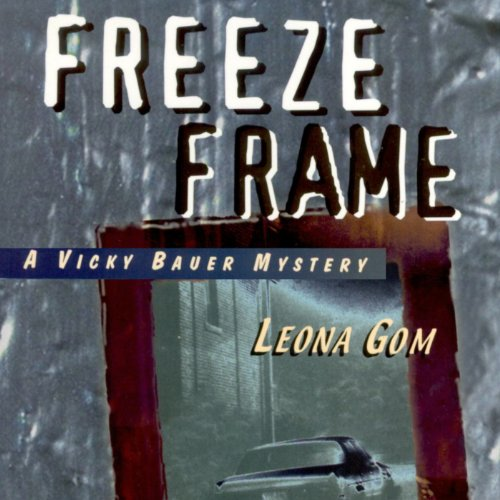 Freeze Frame audiobook cover art