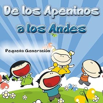 De los Apeninos a los Andes - Single