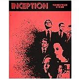 WTHKL Inception Rating Filmplakate Drucke Wohnzimmer