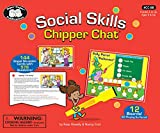 Super Duper Publications   Social Skills Chipper Chat Magnetic Game   Educational Learning Resource for Children
