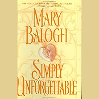 Simply Unforgettable audiobook cover art