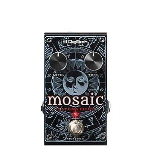 DigiTech Mosaic Polyphonic 12-Saiter-Effektpedal für Gitarren