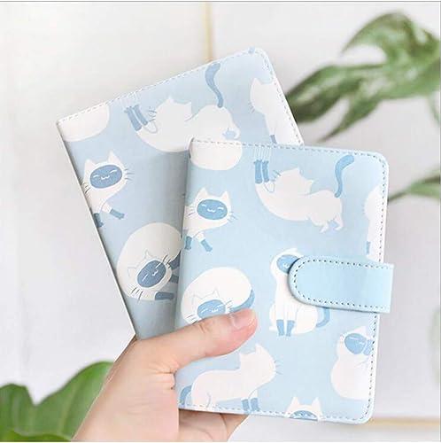 Seleccione de las marcas más nuevas como ZXSH Cuaderno Cuaderno De Cuero blanco Con Cuadrícula Cuadrícula Cuadrícula De Línea. Interior Multifuncional En blanco. Papelería Escolar Escolar. Planificador Lindo Libro, azul  exclusivo