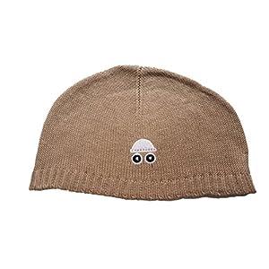 ニット帽 メンズ シルク 100% 春夏 蒸れにくい 通気性 キャップ ワッチ 帽子 黒沢年男プロデュース (ベージュ)