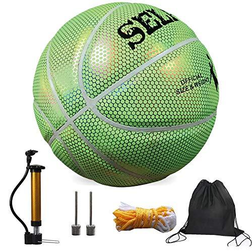 Balón De Baloncesto Luminoso  marca boomprospect