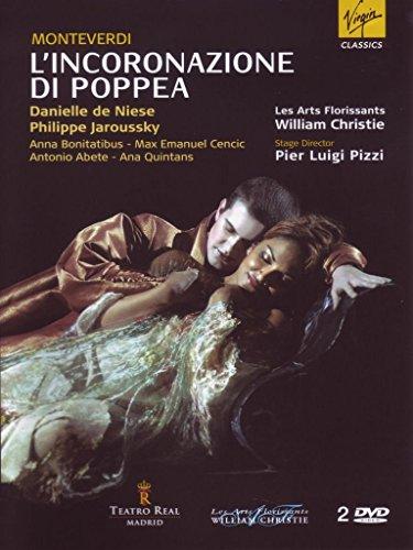Monteverdi - L'Inconorazione Di Poppea [DVD]