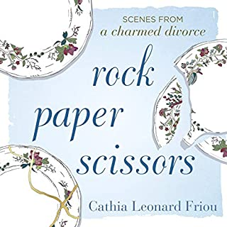 Rock Paper Scissors: Scenes from a Charmed Divorce                   By:                                                                                                                                 Cathia Leonard Friou                               Narrated by:                                                                                                                                 Cathia Leonard Friou                      Length: 1 hr and 31 mins     Not rated yet     Overall 0.0