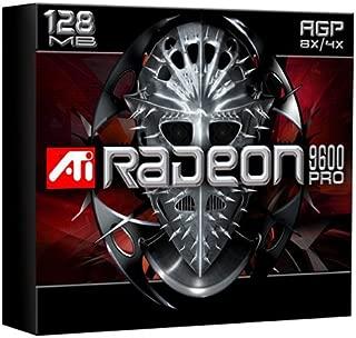 128MB ATI Radeon 9600Pro DDR DVI VGA TV Out AGP 8x 100-437002 100437002