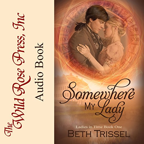 Somewhere My Lady audiobook cover art