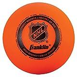Franklin Sports Street Roller Hockey Ball Puck Orange