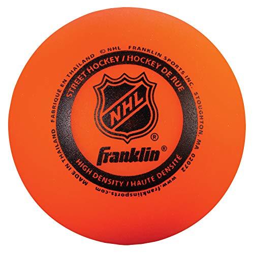 Franklin Sports NHL Street Hockey Ball, 1 Ball