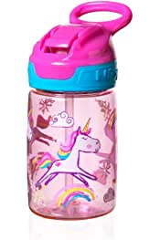 270 ml Vaso antigoteo con ca/ñita modelos surtidos dise/ño animalitos N/ûby Clik It