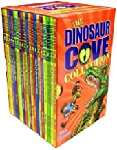 Dinosaur Cove Collection - 20 books box set RRP £99.80 (Haunting of the Ghost Runners, Attack of the Lizard King, Charge o...