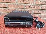 sony EV-C3e pal system 8mm video8 player recorder 220 volts
