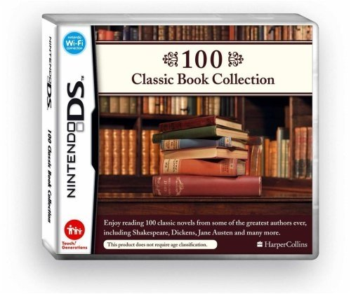 100 Classic Book Collection (Nintendo DS) [import anglais]