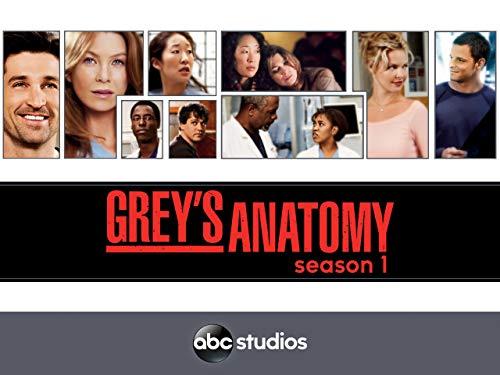 Grey's Anatomy (Yr 1 2004/2005)