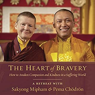 The Heart of Bravery audiobook cover art