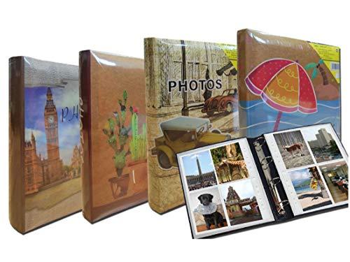 Album Fotos Flores Folio 4 Anillas 42mm 33x26,5x5cm 4 Surtido a Elegir 1