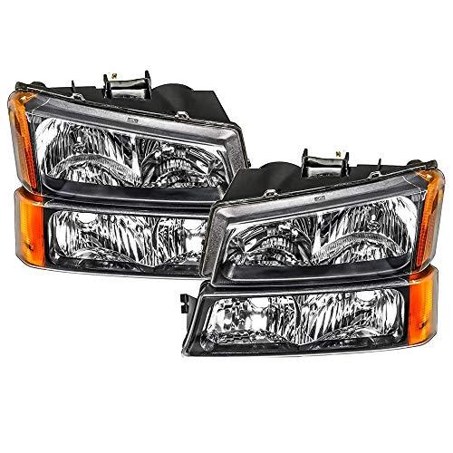 05 silverado headlight assembly - 7