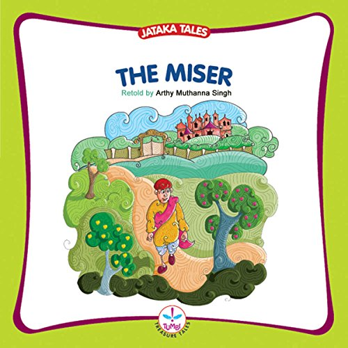 The Miser audiobook cover art