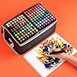 Immagine 1 pennarelli punta marcatori artistici pennello