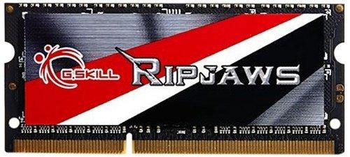 G.Skill Ripjaws - Memoria RAM de 8 GB (DDR3-1600 PC3-12800)