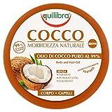 Equilibra Olio di Cocco, 250 ml