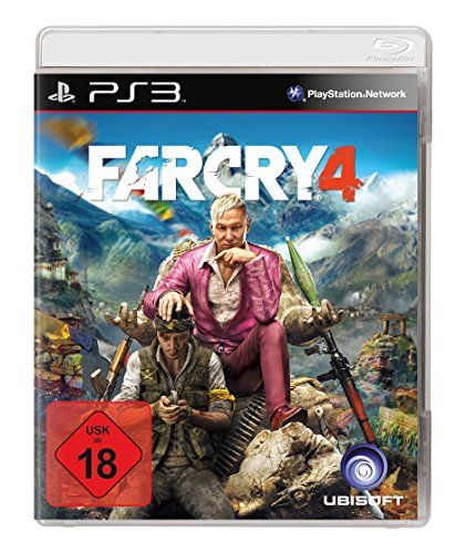 Far Cry 4 - Standard Edition [Playstation 3] [Importación Alemana]