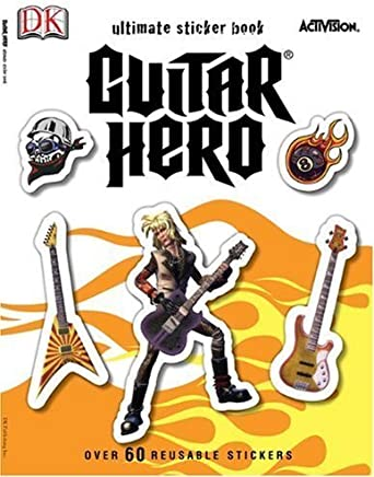 [Guitar Hero Ultimate Sticker Book (Ultimate Sticker Books)] [By: BradyGames] [December, 2009]