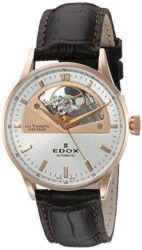 Edox Reloj de Mujer 85019 37RA Air Les Vauberts con Pantalla...
