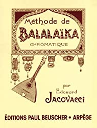 Partition : Methode chromatique de Balalaika