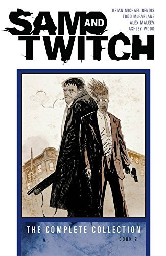 Sam and Twitch: The Complete Collection Book 2 by Brian Michael Bendis (February 09,2012)