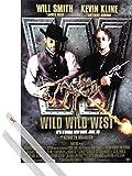 1art1 Wild Wild West Poster (98x68 cm) Kevin Kline, Will