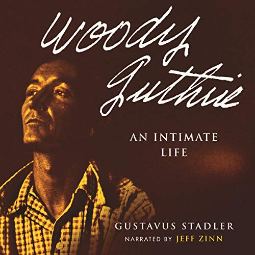 Woody Guthrie cover art