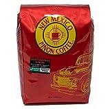 New Mexico Piñon Coffee Naturally Flavored Coffee (Traditional Piñon Whole Bean, 5 pound)
