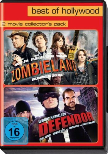 Best of Hollywood - 2 Movie Collector's Pack: Zombieland / Defendor [Alemania] [DVD]