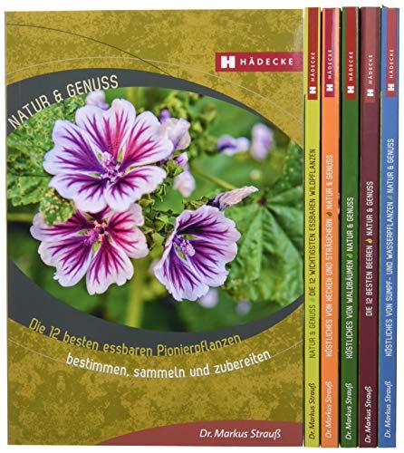 Die Natur & Genuss-Box: 6 Bände von Dr.Markus Strauß