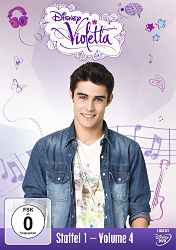 Violetta - Staffel 1, Volume 4 [2 DVDs]