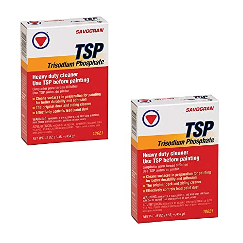 Savogran 10621 Trisodium Phosphate (TSP) 2 Pack