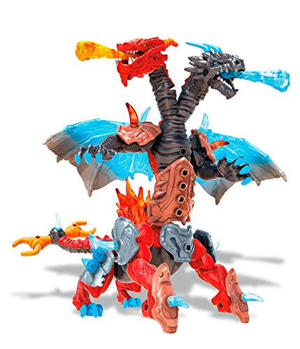 Mega Construx Breakout Beasts Bestia Fusión 2 1