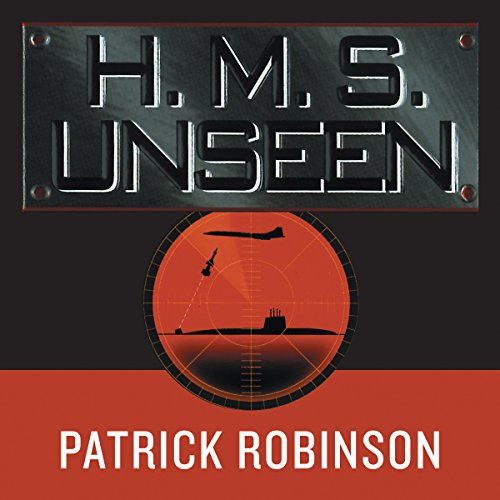 H.M.S. Unseen audiobook cover art
