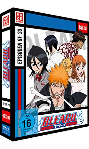 Bleach TV Serie - Box 1 - [Blu-ray]