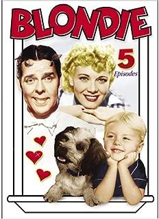 Blondie - 5 Episodes: (Blondie / Blondie Meets the Boss / Blondie Takes a Vacation / Blondie Brings Up Baby / Blondie on a Budget)