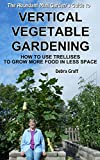 The Abundant Mini Garden's Guide to Vertical Vegetable Gardening: How to Use Trellises to Grow More Food in Less Space